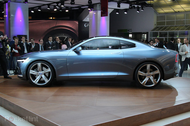 Volvo Concept Coupe hands-on, the new face of Sweden's finest - photo 4