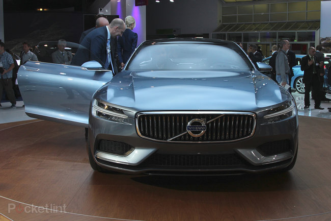 Volvo Concept Coupe hands-on, the new face of Sweden's finest - photo 5