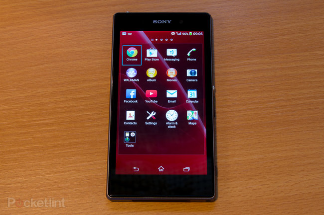 Sony Xperia Z1 review - photo 20