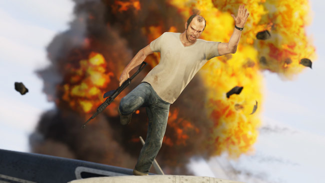 Grand Theft Auto V review - photo 10