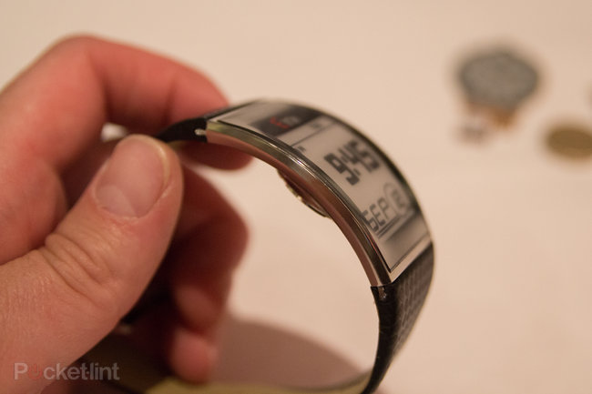 E Ink talks Kindle displays, and a flexible approach to smartwatches - photo 5