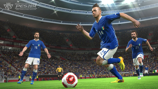 Pro Evolution Soccer 2014 review - photo 11