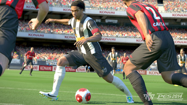 Pro Evolution Soccer 2014 review - photo 2