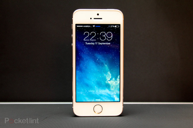Apple iPhone 5S review - photo 1