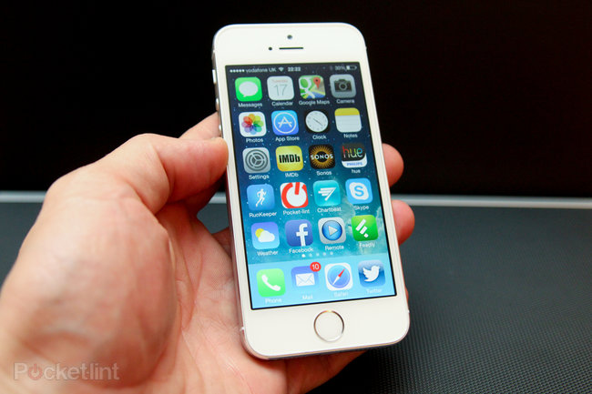 Apple iPhone 5S review - photo 2