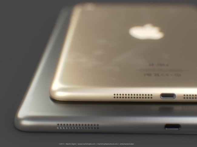 Apple's iPad mini 2 surfaces in same 'space grey' colour as iPhone 5S - photo 2