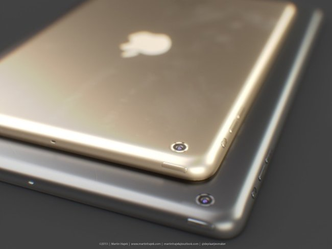 Apple's iPad mini 2 surfaces in same 'space grey' colour as iPhone 5S - photo 3