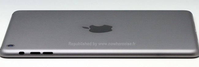 Apple's iPad mini 2 surfaces in same 'space grey' colour as iPhone 5S - photo 8
