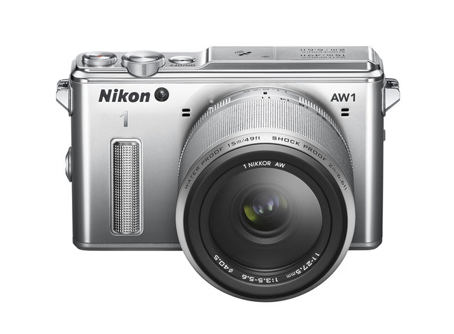 Nikon 1 goes waterproof with AW1, the first submersible compact system camera - photo 2