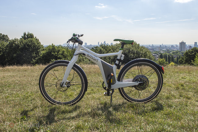 Smart electric bike review - photo 1