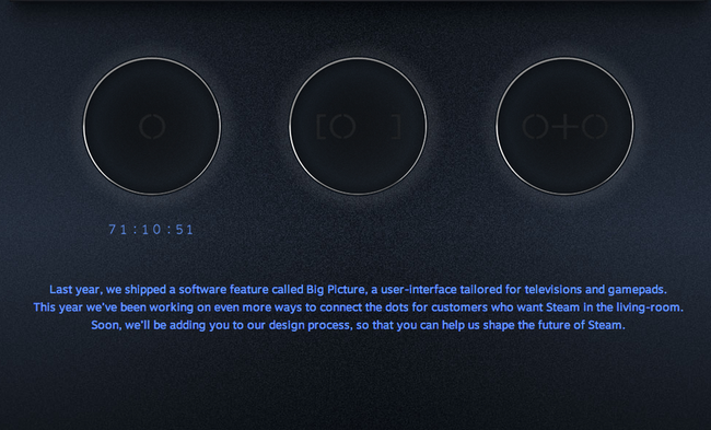 Valve to expand Steam's universe: Launches teaser page for 23 September announcements - photo 3