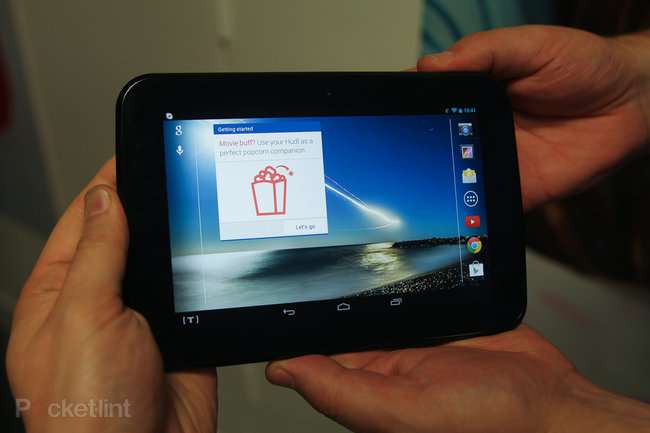 Tesco Hudl pictures and hands-on - photo 1