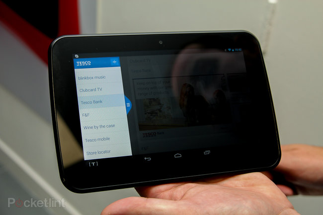 Tesco Hudl pictures and hands-on - photo 6