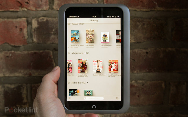 Barnes & Noble Nook HD - photo 1