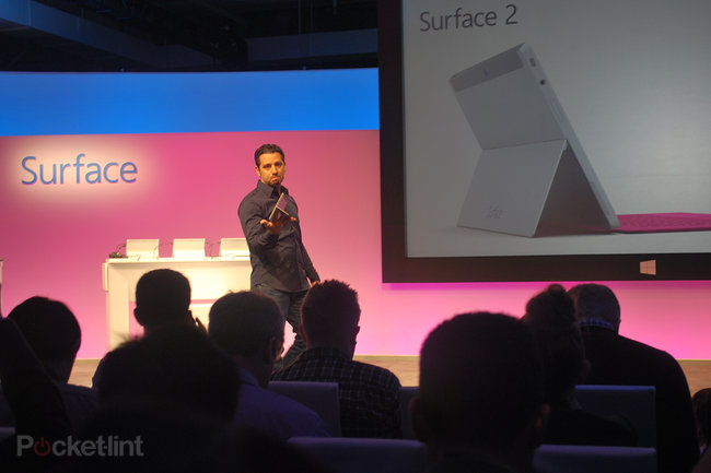 Microsoft announces thinner, lighter, faster Surface 2 and 25 per cent longer battery life - photo 3