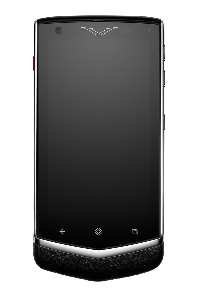 Vertu unveils its Constellation smartphone for those with a spare €4,900 - photo 3