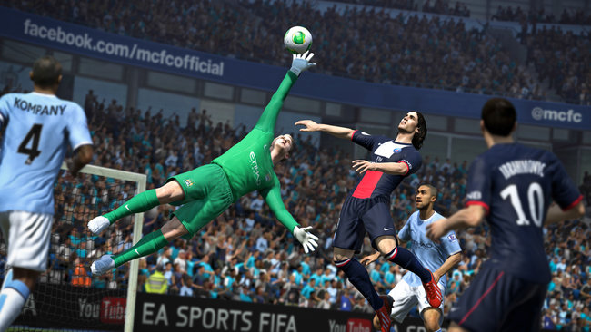 FIFA 14 review - photo 1