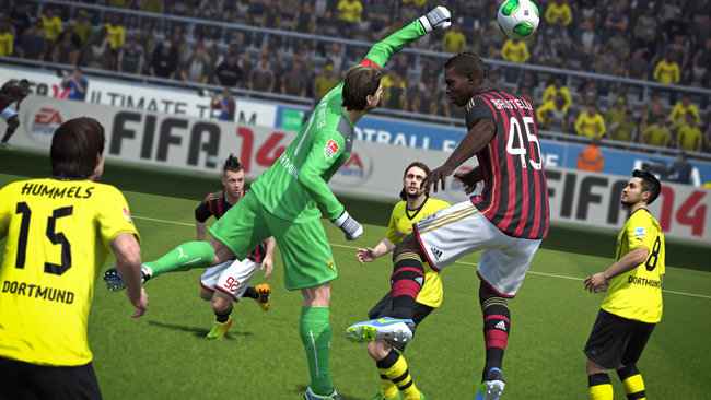 FIFA 14 review - photo 3