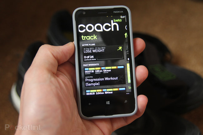 Adidas miCoach (Windows Phone 8) with Adidas heart rate monitor review - photo 6