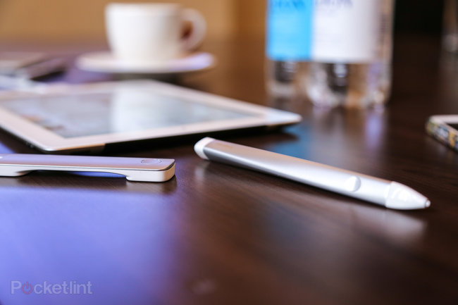 Adobe Project Mighty and Project Napoleon: Hands-on with the smart pen and ruler for iPad - photo 2
