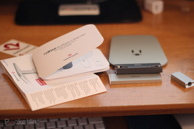Twelve South HiRise stand for iPhone 5 & iPad mini review - photo 6