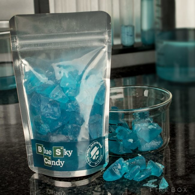 Feeding your Breaking Bad addiction: Products you can buy to ease the pain of the show ending - photo 2