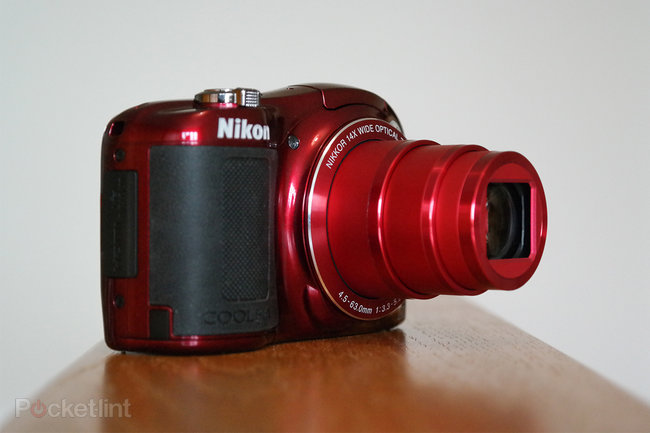 Nikon Coolpix L620 review - photo 2