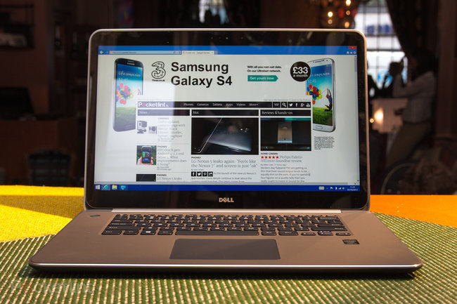 Dell XPS 15 pictures and eyes-on with the UltraSharp display - photo 1