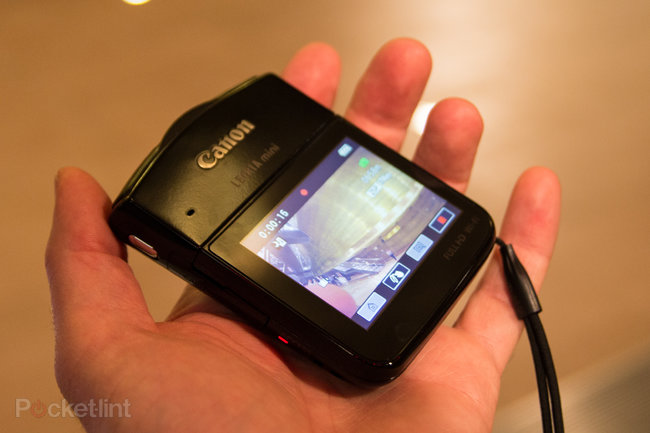 Canon Legria mini hands-on and sample video: The social camcorder - photo 10