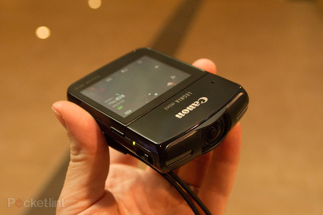 Canon Legria mini hands-on and sample video: The social camcorder - photo 2
