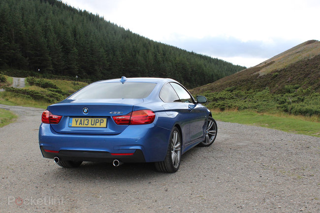 BMW 435i M Sport review - photo 7