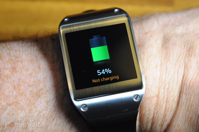 Samsung Galaxy Gear review - photo 14
