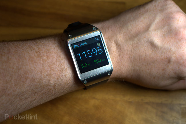 Samsung Galaxy Gear review - photo 15