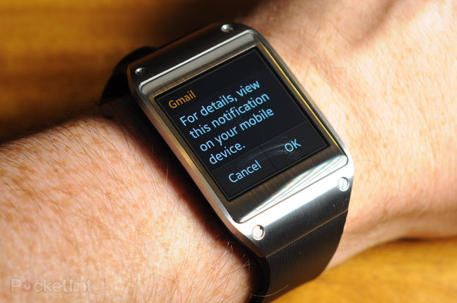 Samsung Galaxy Gear review - photo 24
