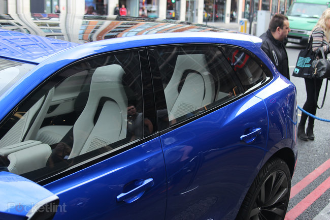 Jaguar C-X17 comes to London, but it's only ever going to be a folly - photo 16