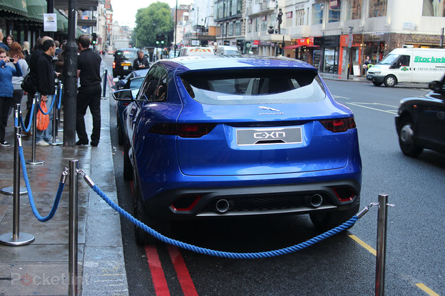 Jaguar C-X17 comes to London, but it's only ever going to be a folly - photo 3