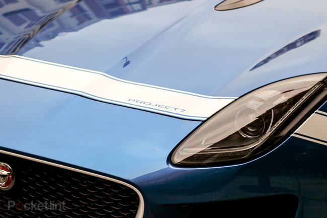 Jaguar Project 7 F-Type pictures and eyes-on - photo 3