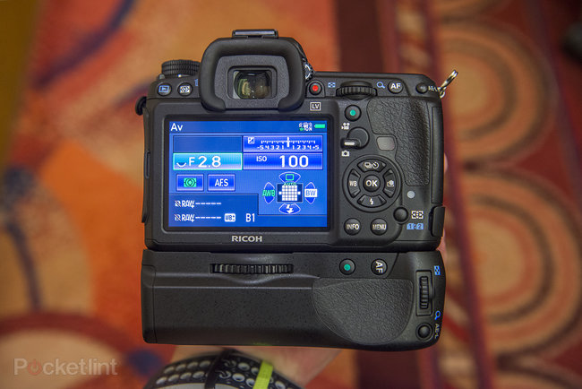 Pentax K-3 pictures and hands-on: Top-spec DSLR sticks with APS-C sensor, loads up on new features - photo 16