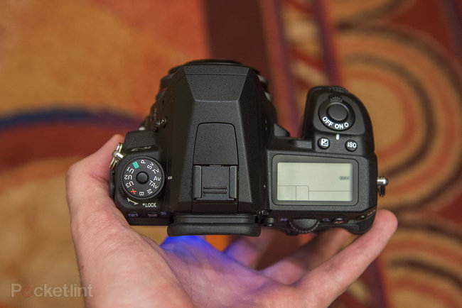 Pentax K-3 pictures and hands-on: Top-spec DSLR sticks with APS-C sensor, loads up on new features - photo 3