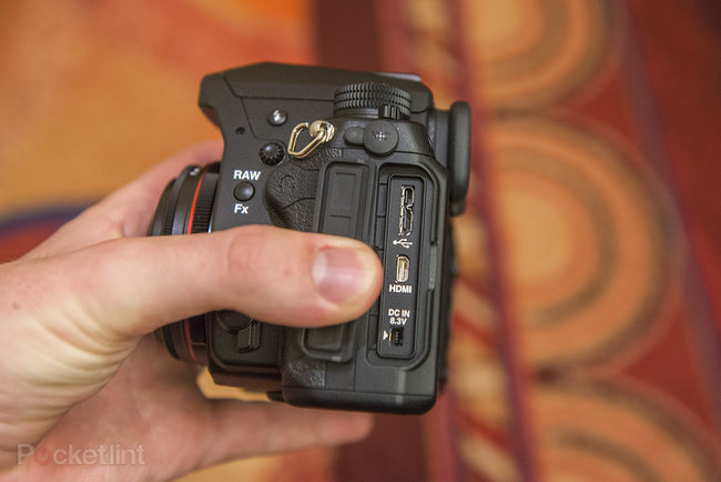 Pentax K-3 pictures and hands-on: Top-spec DSLR sticks with APS-C sensor, loads up on new features - photo 6