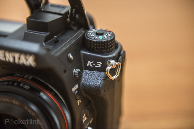 Pentax K-3 pictures and hands-on: Top-spec DSLR sticks with APS-C sensor, loads up on new features - photo 9