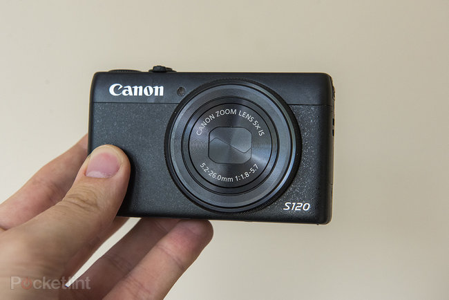 Canon PowerShot S120 review - photo 1