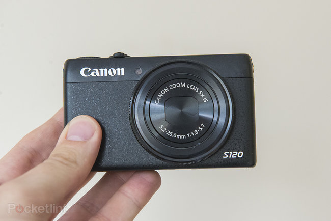 Canon PowerShot S120 review - photo 2