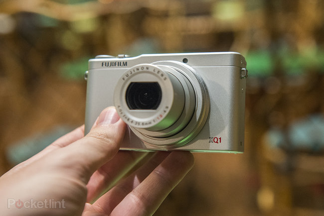 Hands-on: Fujifilm XQ1 review - photo 1