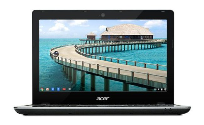 Acer Chromebook C720 laughs in the face of HP's efforts - photo 1