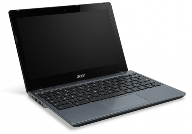 Acer Chromebook C720 laughs in the face of HP's efforts - photo 2