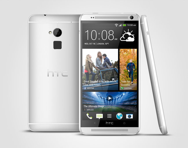 HTC One max officially announced: 5.9-inch handset debuts Sense 5.5 - photo 1