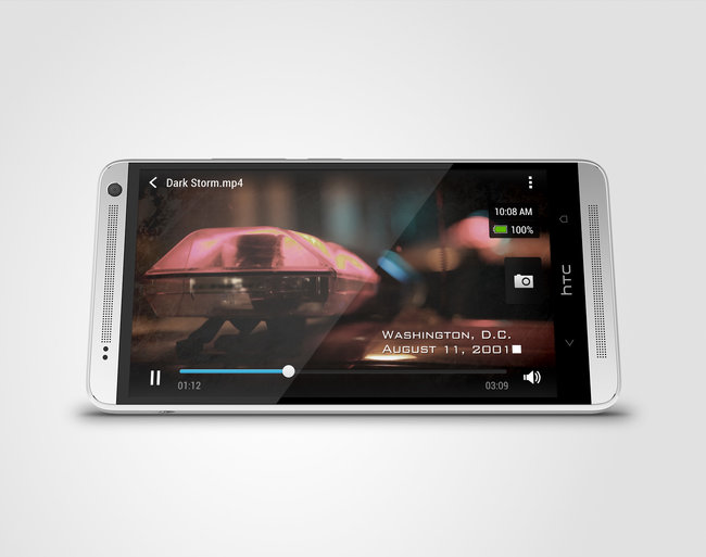 HTC One max officially announced: 5.9-inch handset debuts Sense 5.5 - photo 2