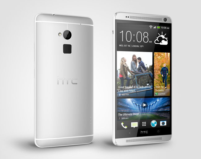 HTC One max officially announced: 5.9-inch handset debuts Sense 5.5 - photo 3