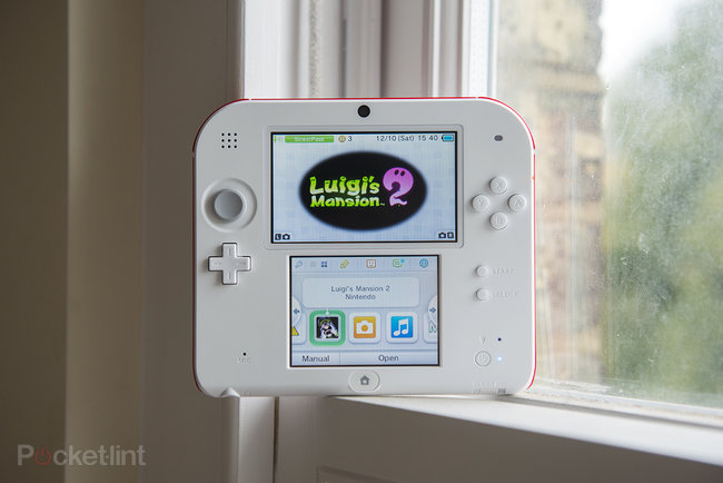 Nintendo 2DS review - photo 1